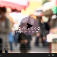 Extrait du Film : SLOW FOOD